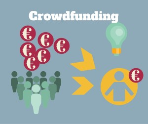 Crowdfunding plaatje