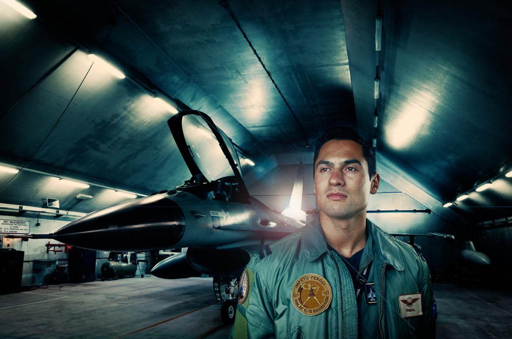 Nederlandse F16 Piloot